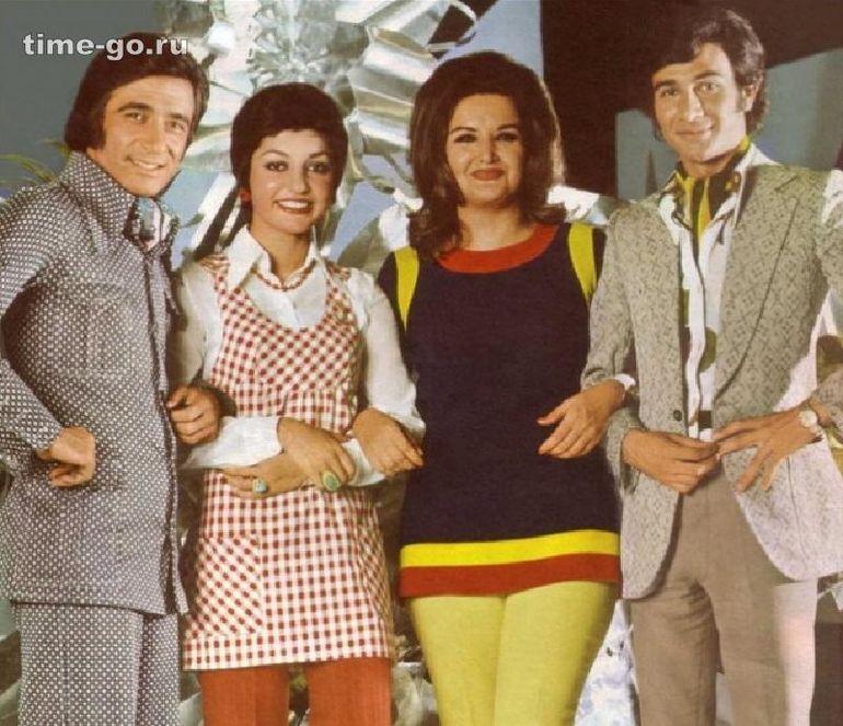 Модная иранская молодежная группа / Фото: ©mirputeshestvij.mediasole.ru