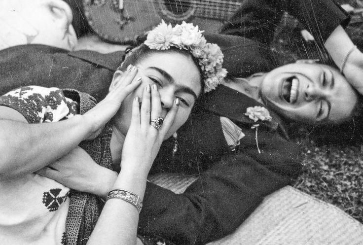 Фрида Кало и Чавела Варгас