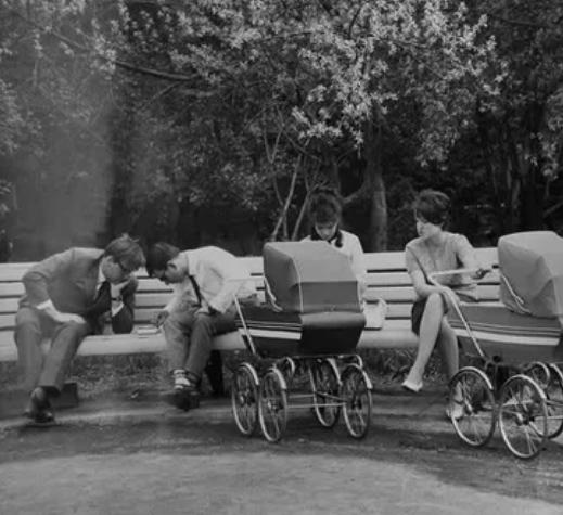 «У нас сегодня выходной», 1960-е, г. Куйбышев