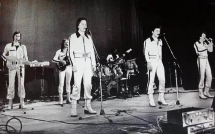 ВИА «Лейся Песня» (Валерий Кипелов, Николай Расторгуев), 1980-е