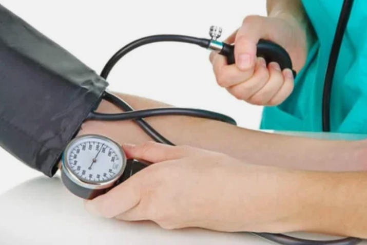Измерение кровяного давления очень важно
