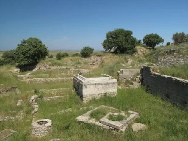 Трою нашли на территории Турции