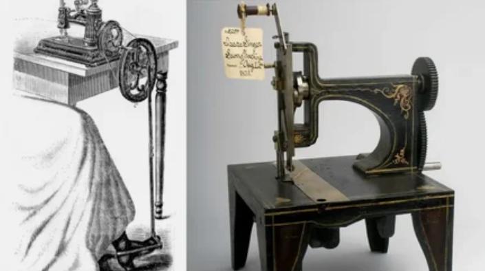 швейная машинка, модель