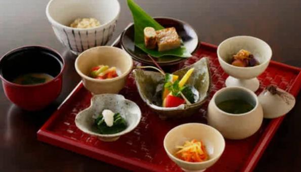 Японские блюда способствуют сохранению молодости