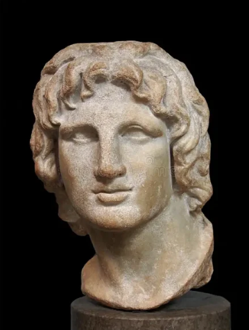 Александр Македонский был великим полководцем