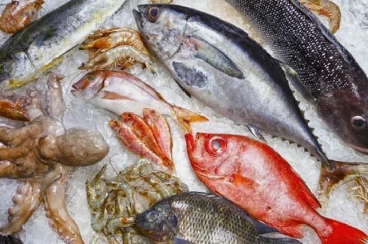 Морепродукты - важный компонент рациона долгожителей