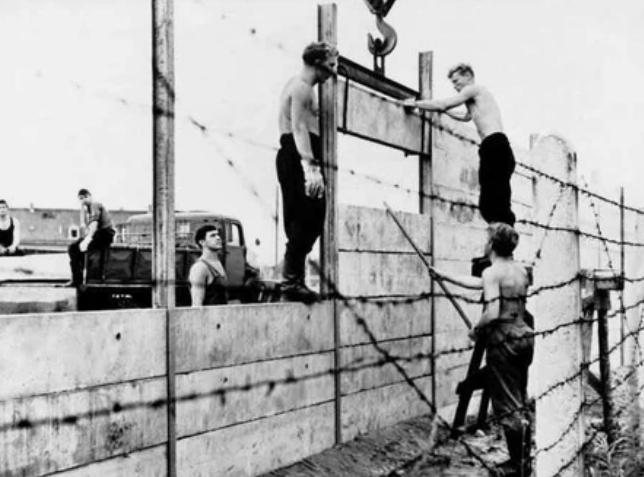 стена, строительство