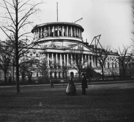 Капитолий, строительство, США