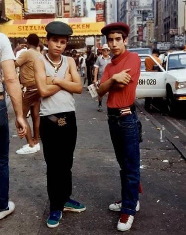 Хип-хоп культура в 80-х / Фото: ©mixnews.lv