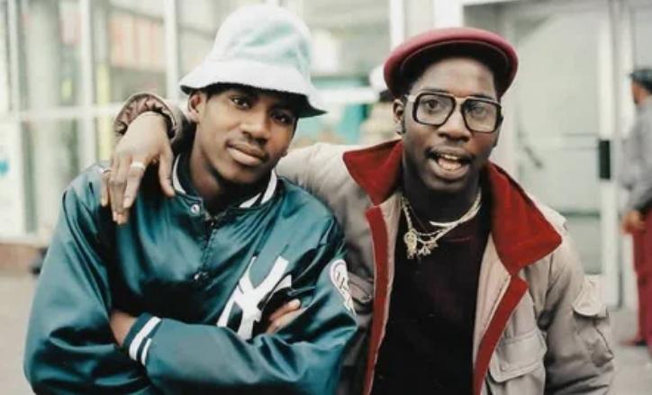 Знакомые лица представителей хип-хоп культуры / Фото: ©mixnews.lv