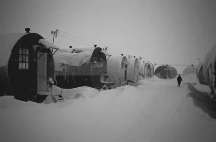 Бованенковский газоразведовательный лагерь / Фото: ©mixnews.lv