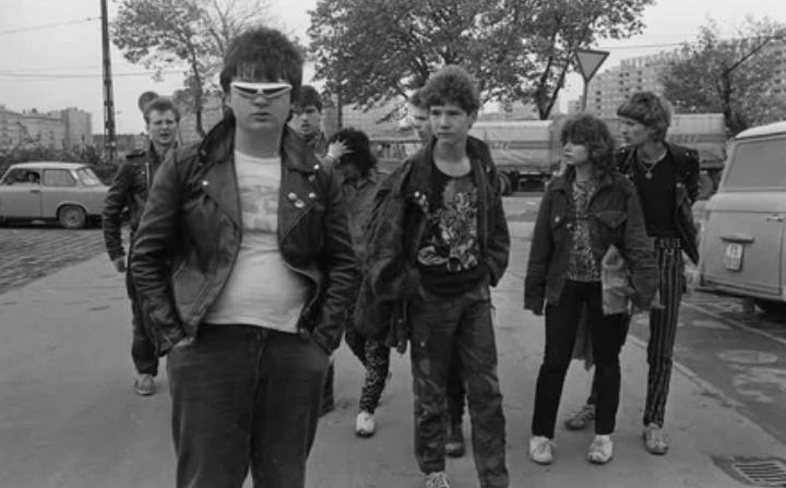 Представители европейской панк - культуры / Фото: ©mixnews.lv