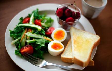 Идеальный завтрак для худеющих