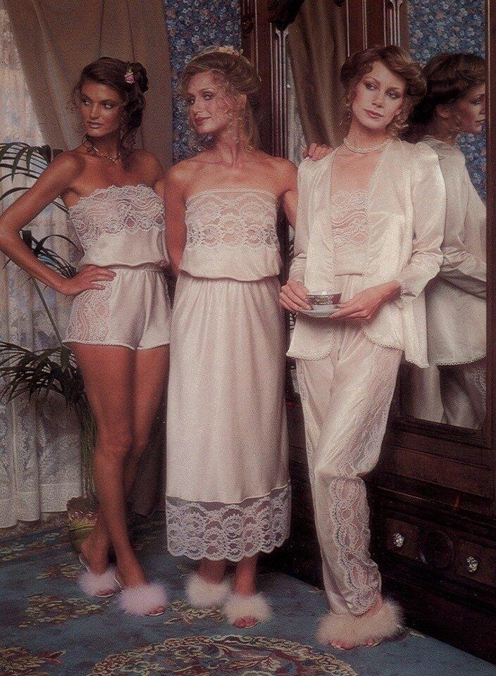 Целомудренная реклама бренда нижнего белья «Victoria's Secret»