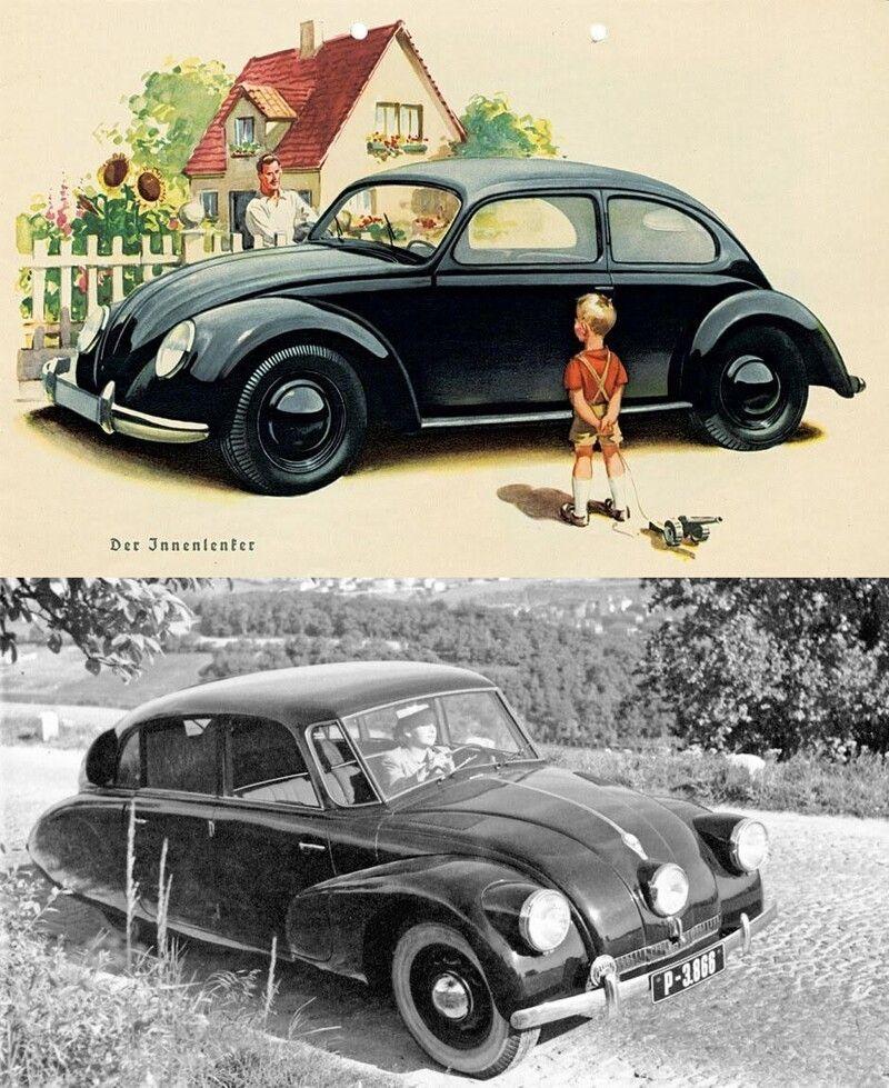 автомобиль, прототип