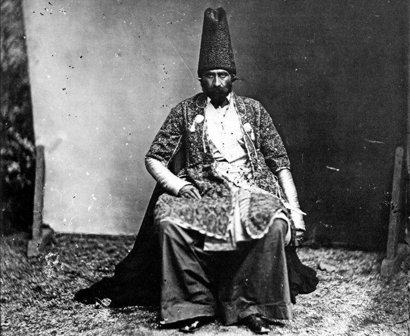 посол, мужчина, Персия