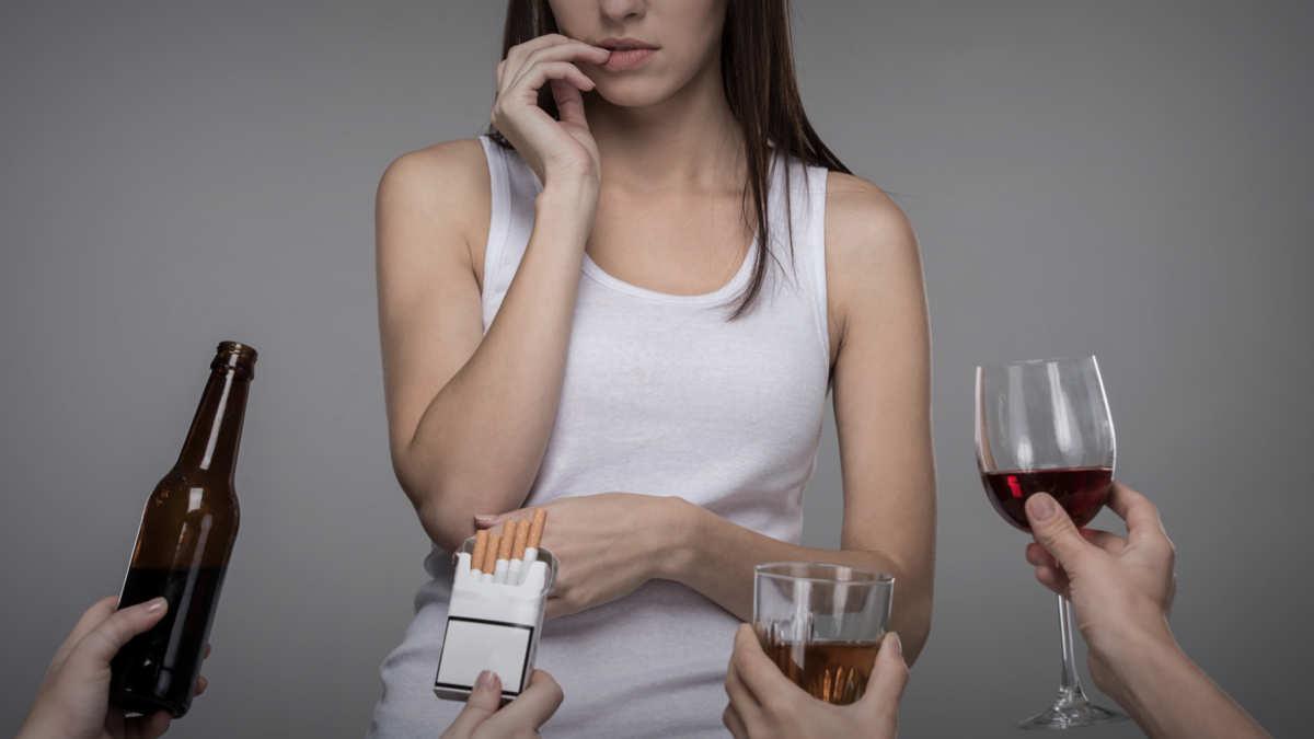 привычки, вред, выбор