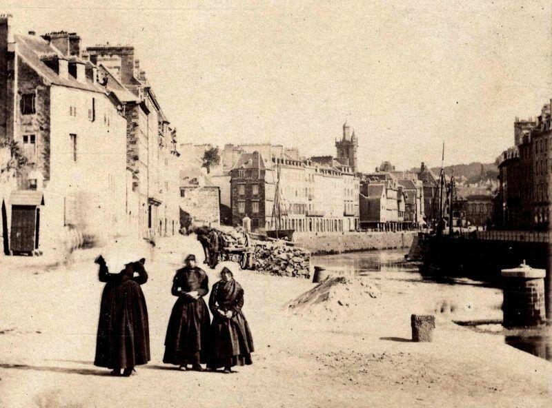 порт, город, женщины