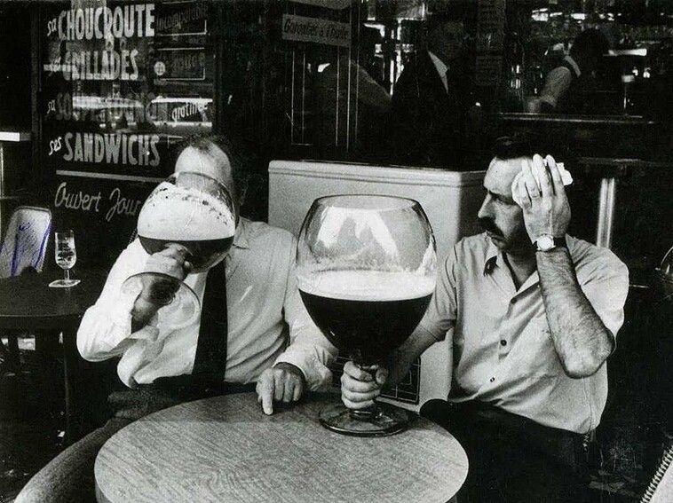 бокал, мужчины, пиво