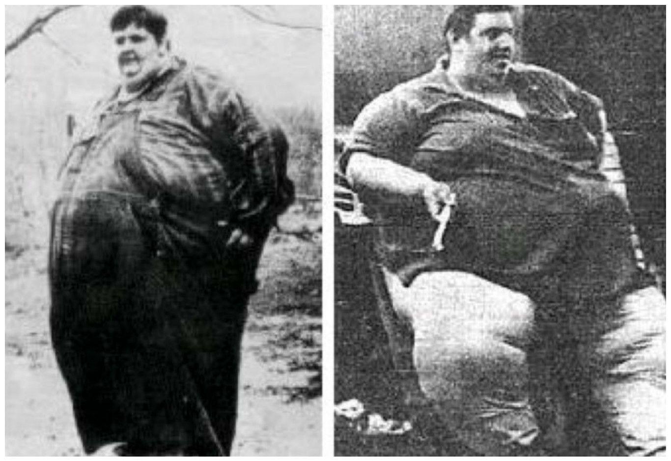 самый тяжелый человек