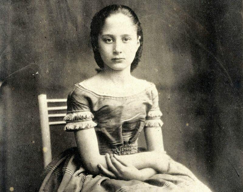 девочка, портрет