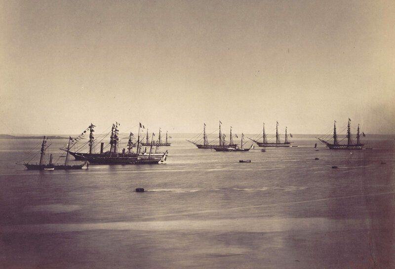 Французско-английский флот