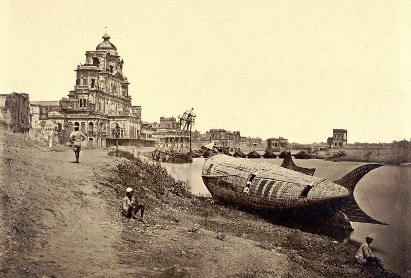 дворец, Индия