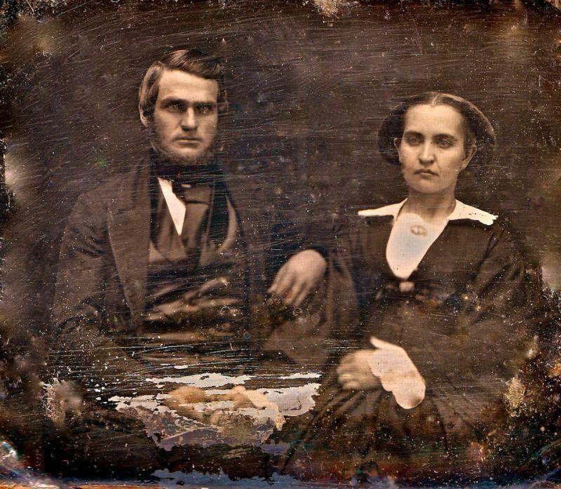 муж, жена, молодожены