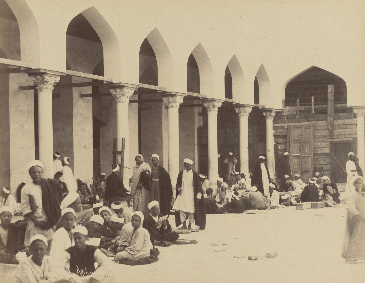 студенты, мечеть