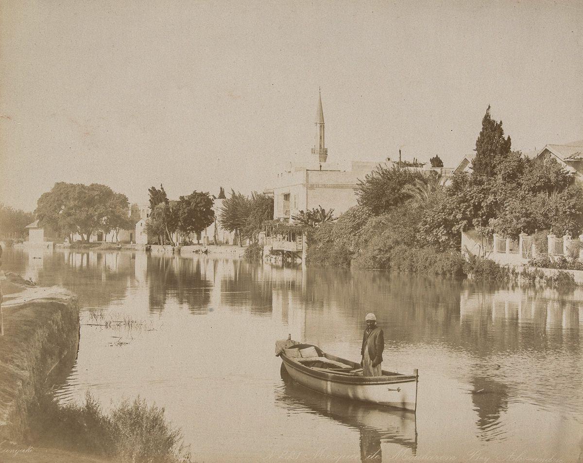 река, Александрия, вид