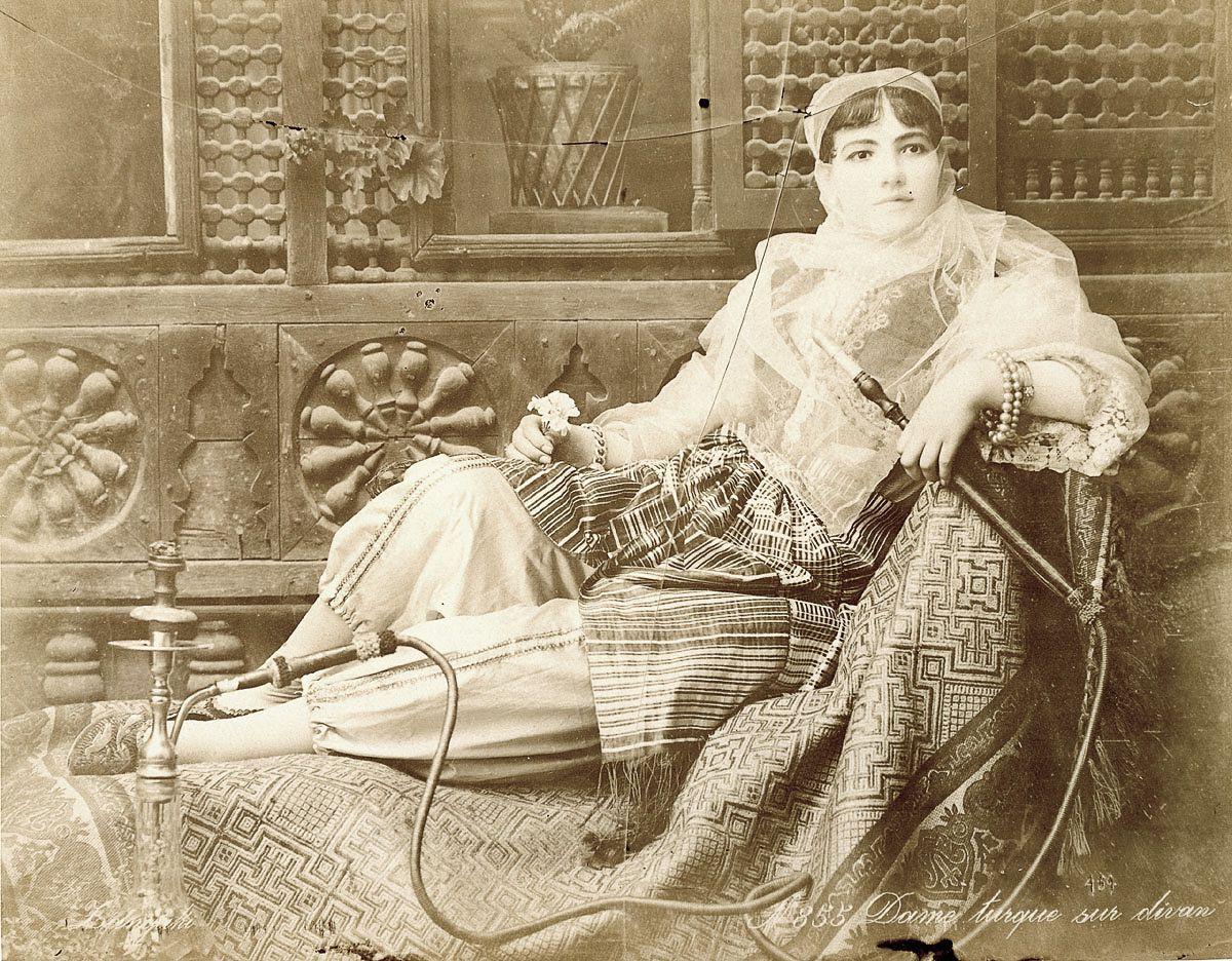 женщина, турчанка