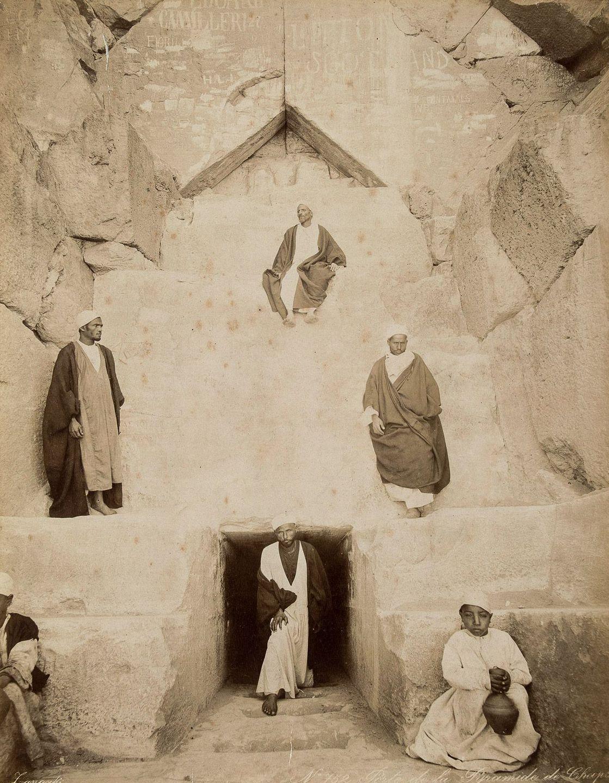 пирамида, Гизе, мужчины