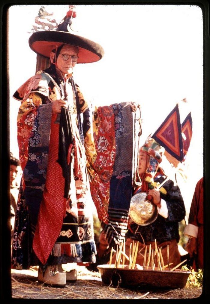 лама, церемония