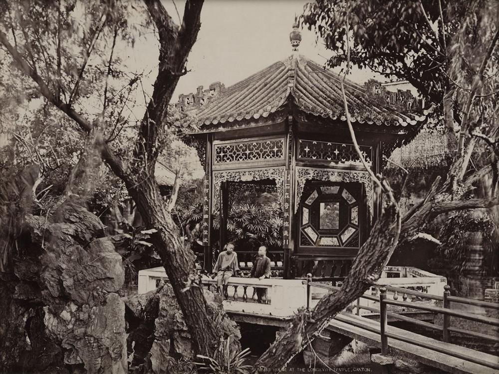 Китай, природа, архитектура