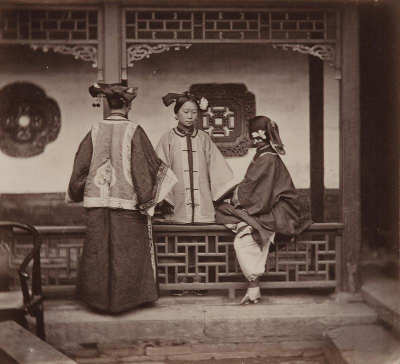 женщины, Китай