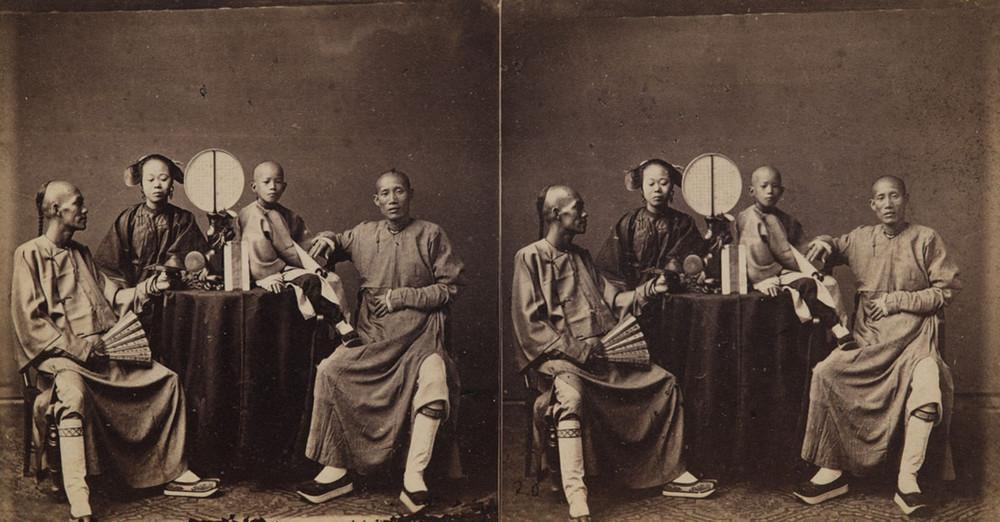 торговцы, Китай