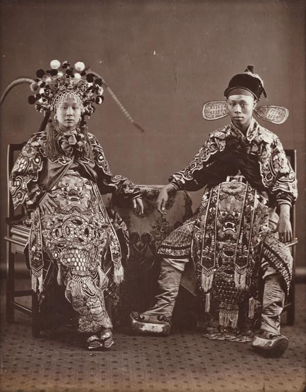 актеры, Китай