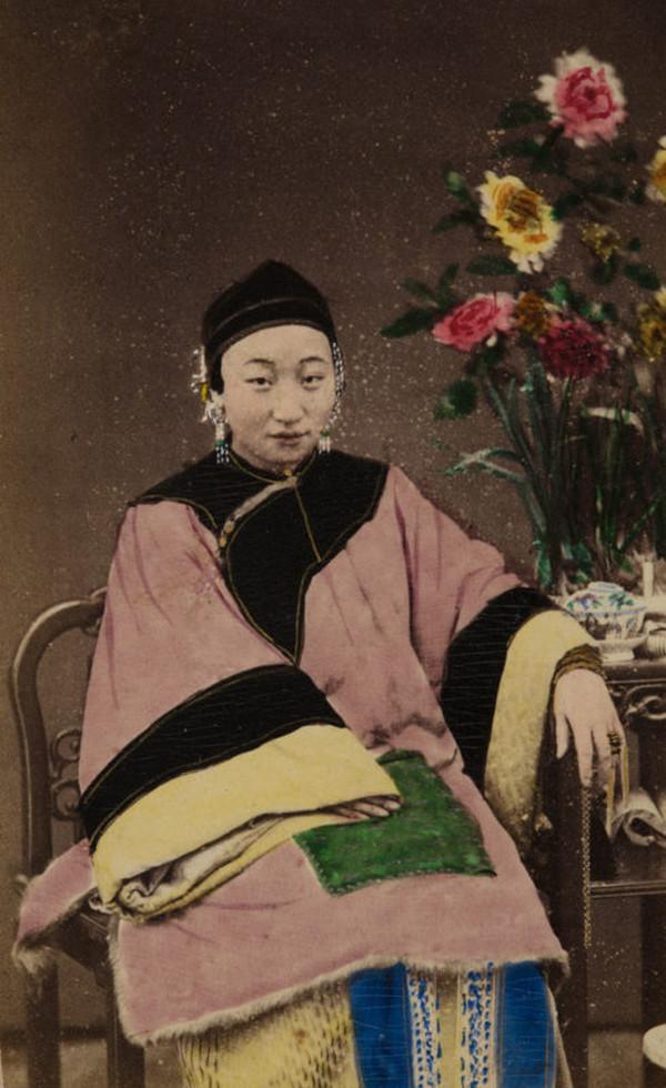 женщина, Китай