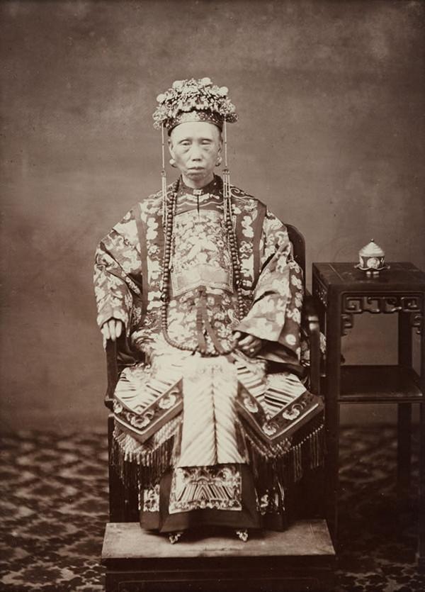 женщина, жена, Китай