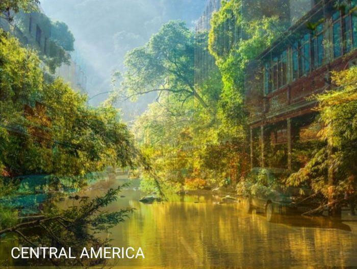 Центральная Америка
