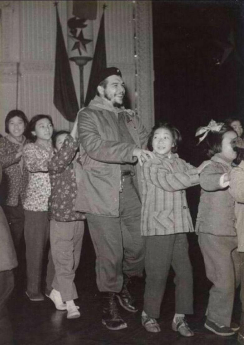 Че Гевара, сад, дети