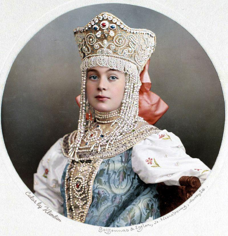 бал, княгиня,наряд