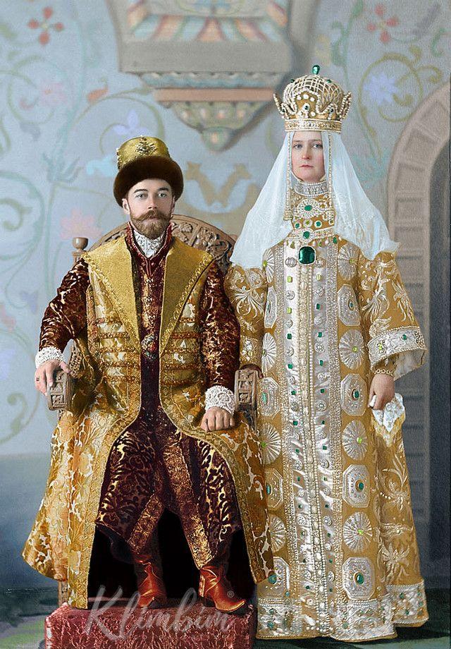 император, императрица, бал, наряд