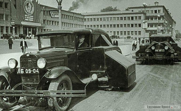 полуторка автомобиль