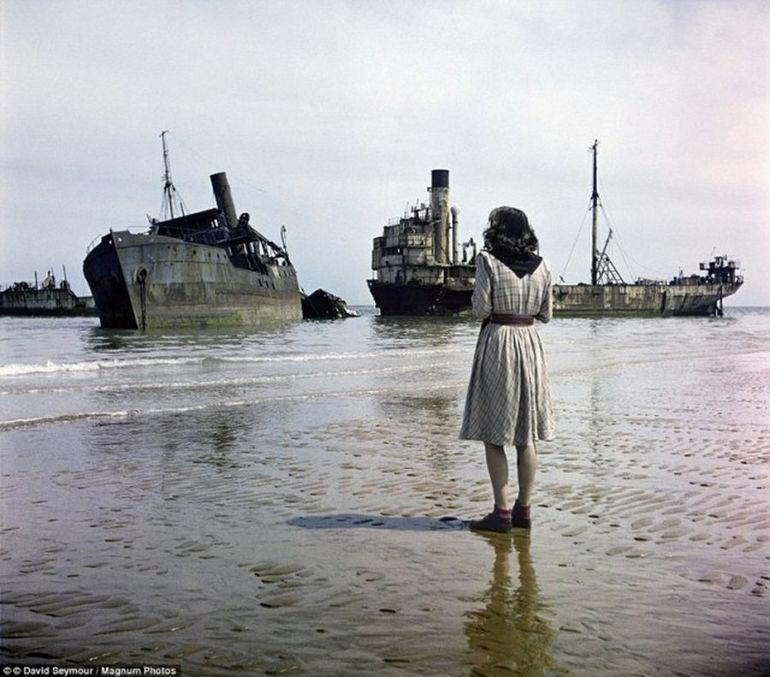Корабли, использовавшиеся во время «D-Day»
