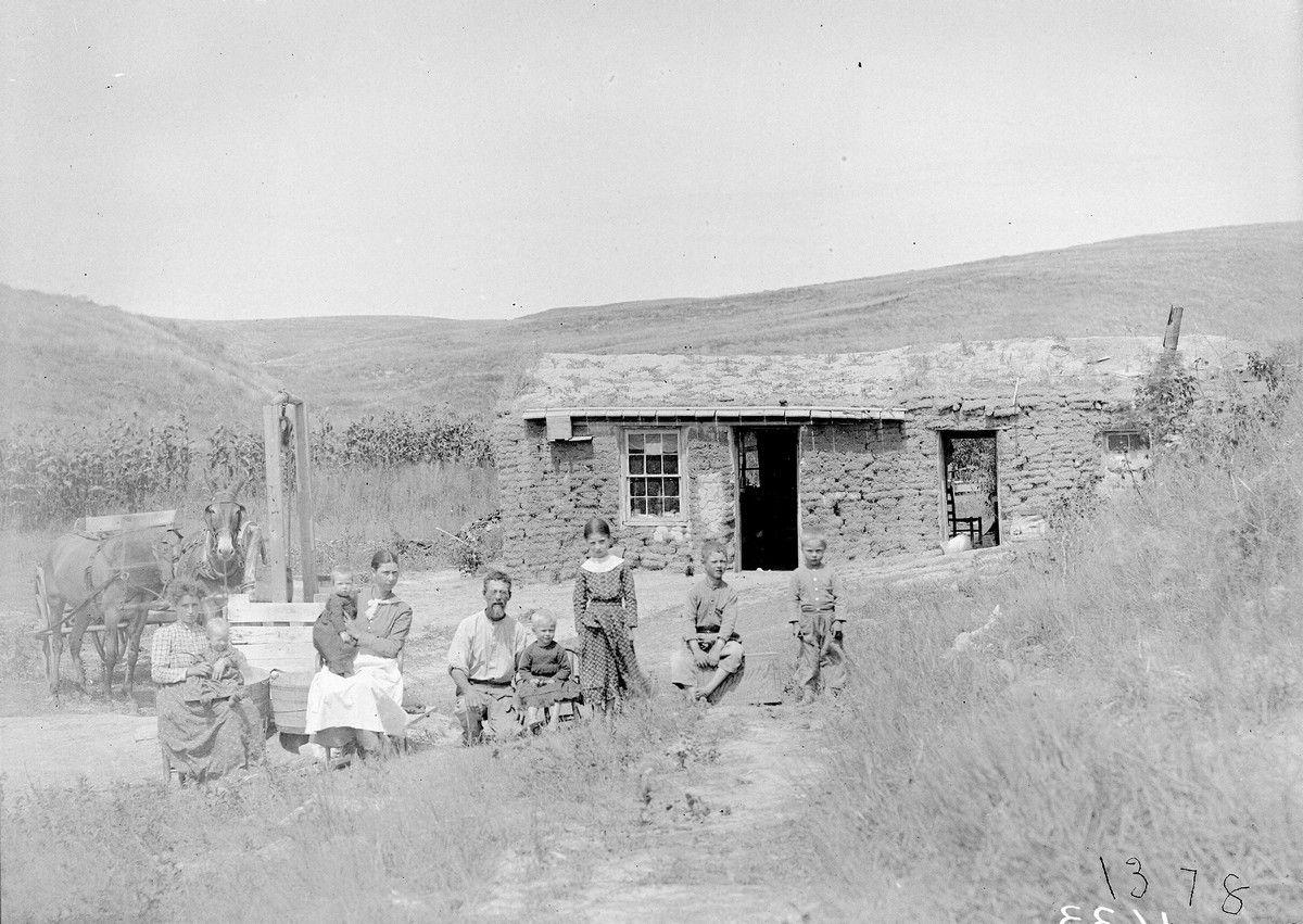 семья, дом, ранчо