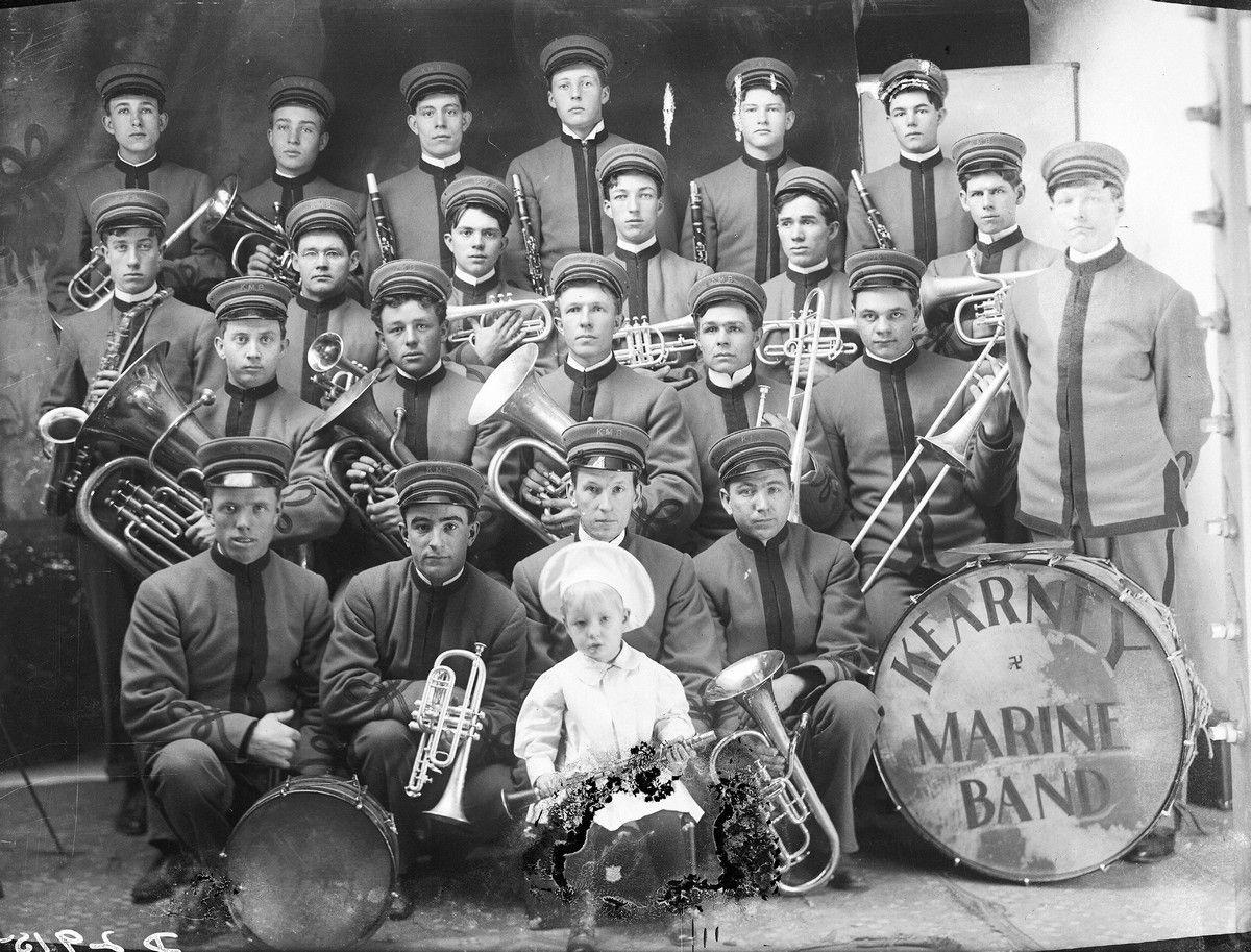 оркестр, музыка, инструменты