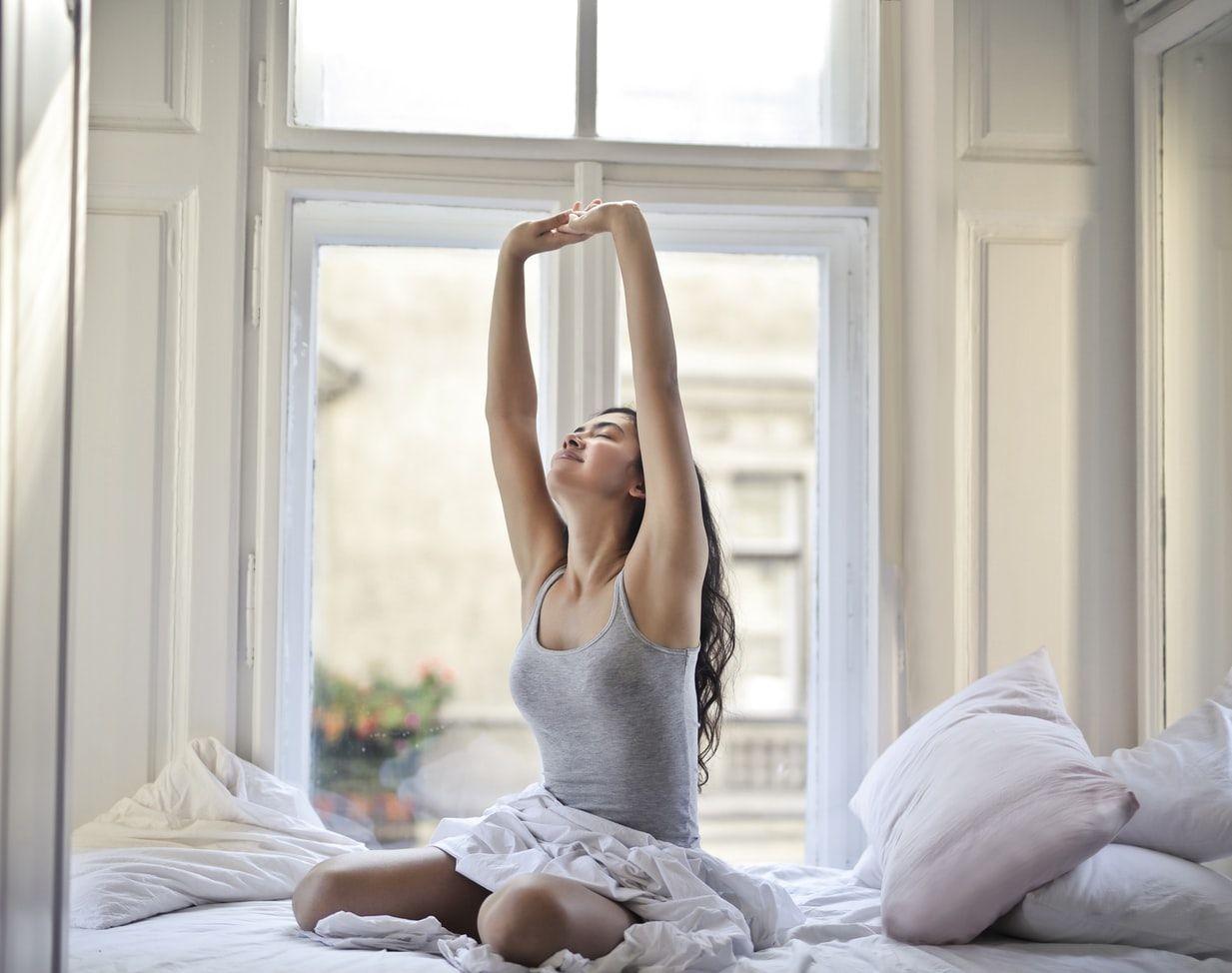 Сон отлично прогоняют физические упражнения