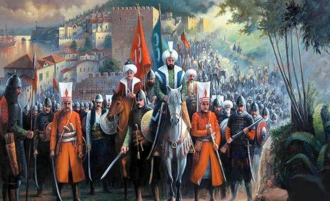 Султан Мехмед отдал жизнь единственной женщине