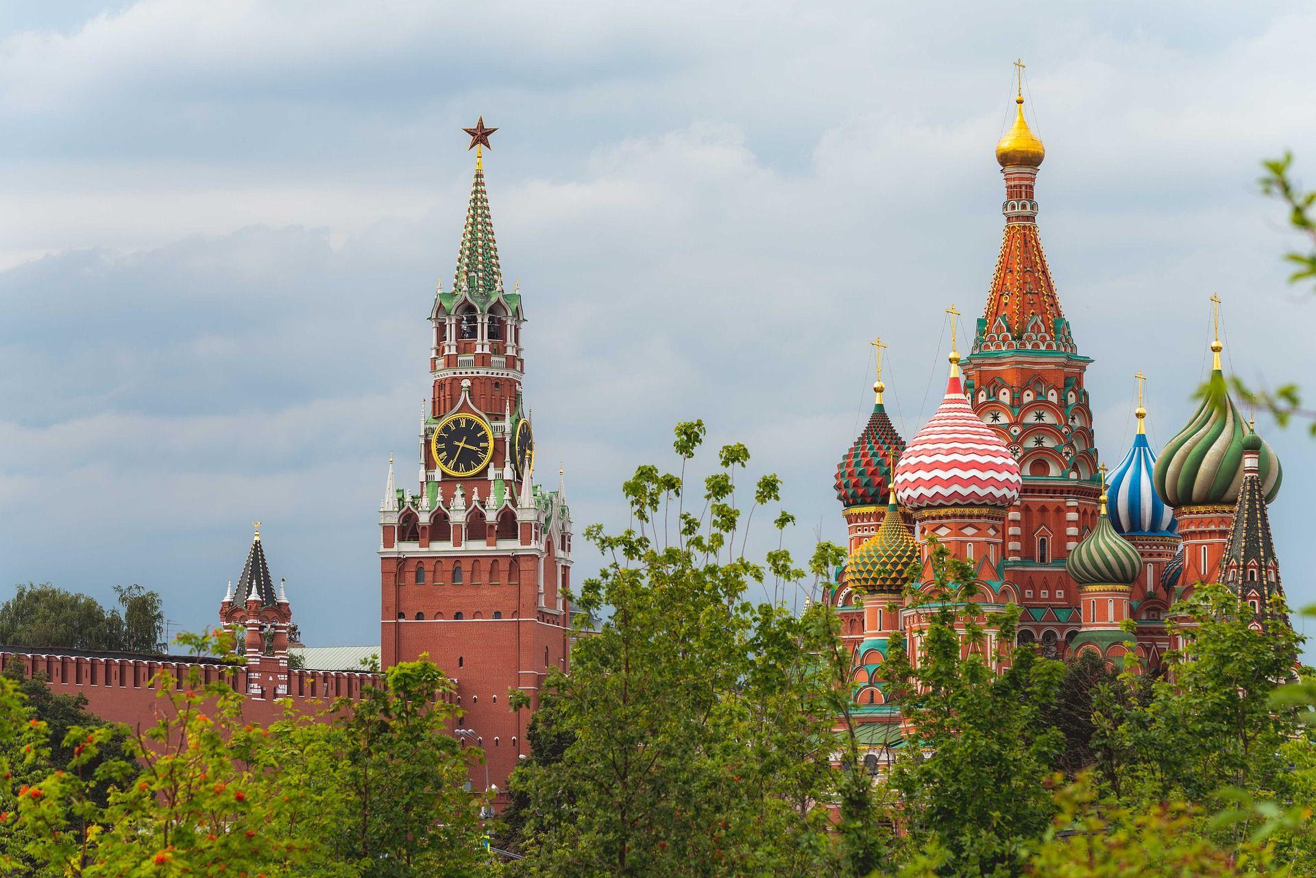 Подземелья под Московским Кремлем окутаны тайной